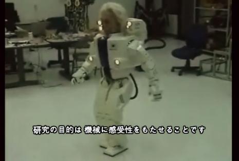 デイビッド・ハンソン 「感情を表現する」ロボット